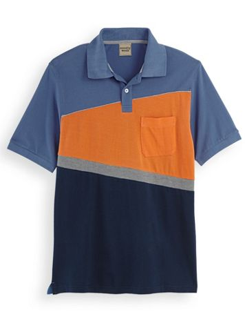 Scandia Woods Colorblock Polo - Image 2 of 2