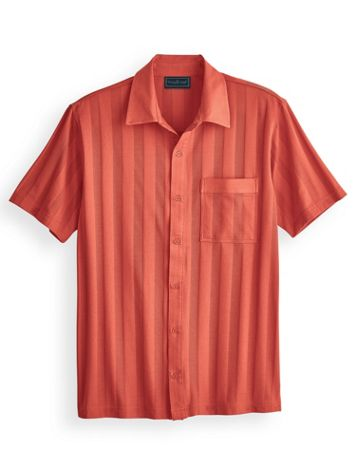 TropiCool® Button-Front Polo