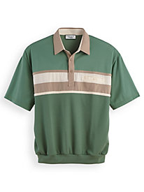 Palmland® Horizontal Stripe Polo