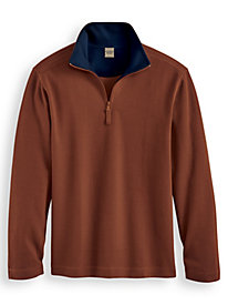 Scandia Woods Quarter-Zip Pullover