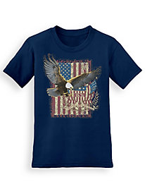 Signature Graphic Tee - Eagle USA