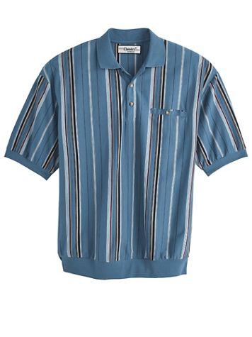 Palmland® Vertical Stripe Polo - Image 1 of 3