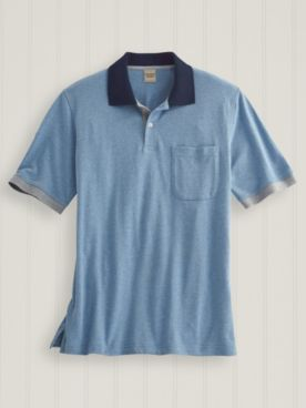 Scandia Woods Contrast Polo