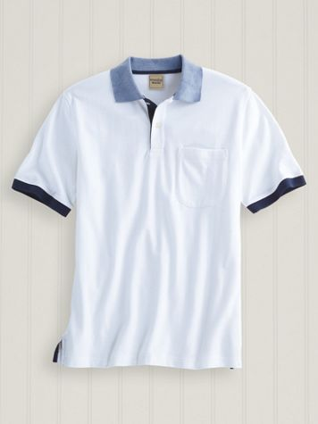 Scandia Woods Contrast Polo - Image 0 of 1
