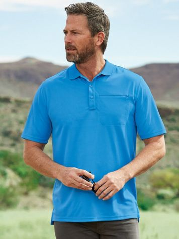All Day Comfort Polo - Image 1 of 6