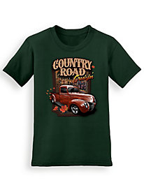 Signature Graphic Tee - Country Road Cruisin