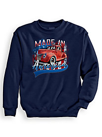 Signature Graphic Sweatshirt - Made in America