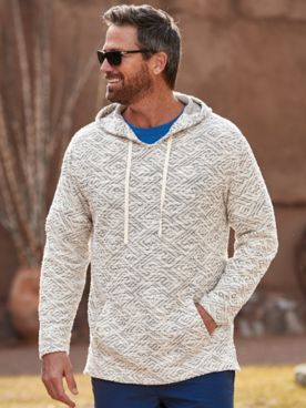 Scandia Woods Textured Knit Baja