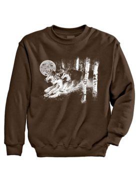 Signature Graphic Sweatshirt - White Pack
