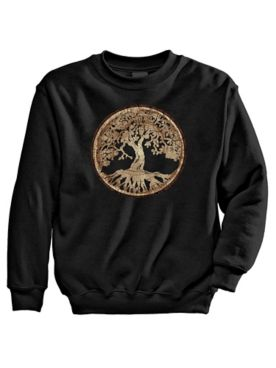 Signature Graphic Sweatshirt - Life Tree