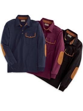 Scandia Woods Pocket Polo Shirt