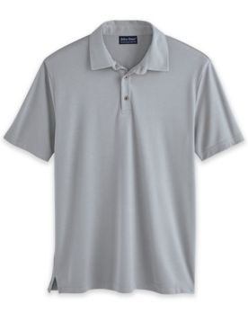 John Blair Textured Polo