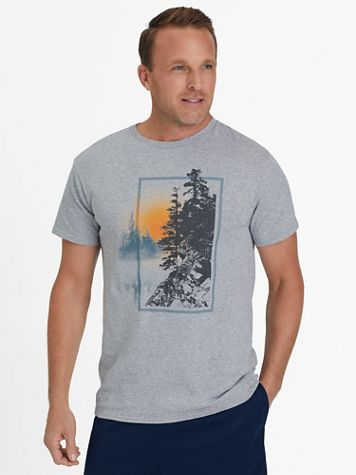 Summer Graphic Tee - Image 1 of 4