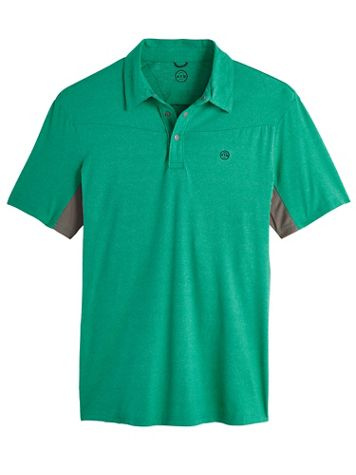 Wrangler ATG Performance Polyester Short-Sleeve Shirt - Image 1 of 4