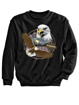 Eagle Heights Graphic Sweatshirt