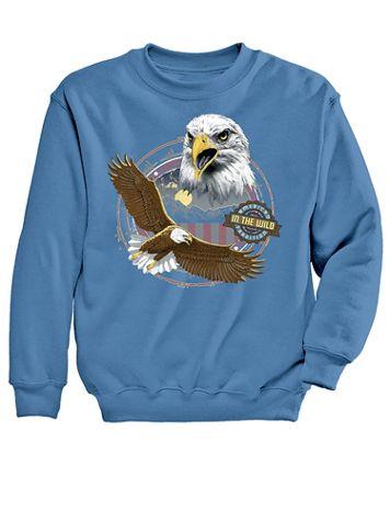 Eagle Heights Graphic Sweatshirt - Image 1 of 2