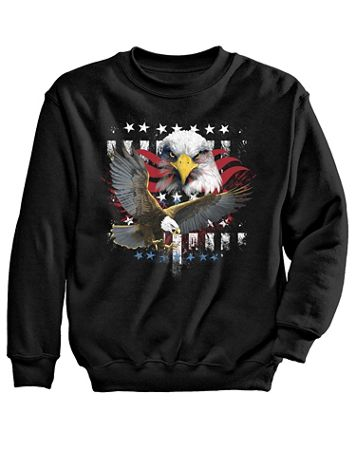Eagle Air Graphic Sweatshirt - Image 1 of 3