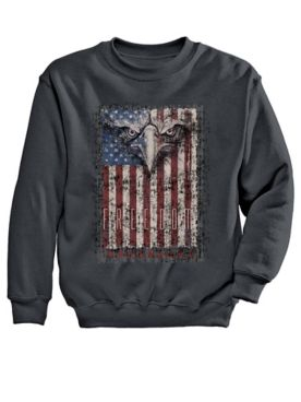 Eagle Freedom Graphic Sweatshirt