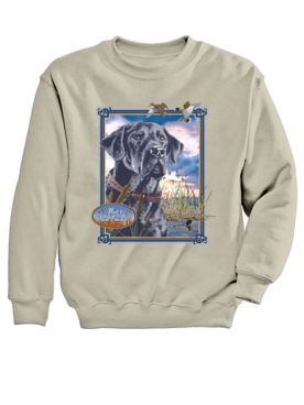 Best Friends Graphic Sweatshirt