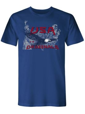 USA Originals Graphic Tee