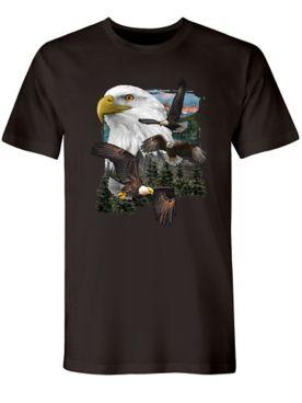 Eagles Soar Graphic Tee