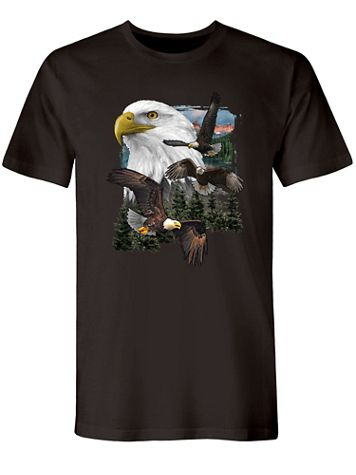 Eagles Soar Graphic Tee - Image 2 of 2