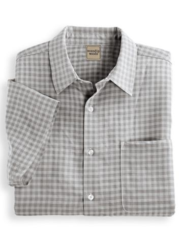 Scandia Woods Easy-Care Patterned Shirt - Image 4 of 4