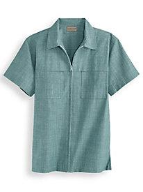 Scandia Woods Full-Zip Shirt