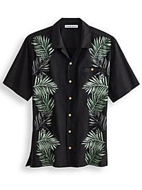Irvine Park® Tropical-Print Shirt
