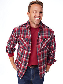 John Blair Signature Flannel Shirt