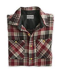 John Blair Signature Flannel Shirt