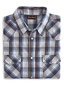High Noon Short Sleeve Snap Front Shirt