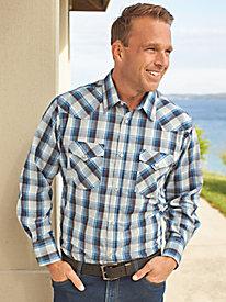 High Noon Long Sleeve Snap Front Shirt