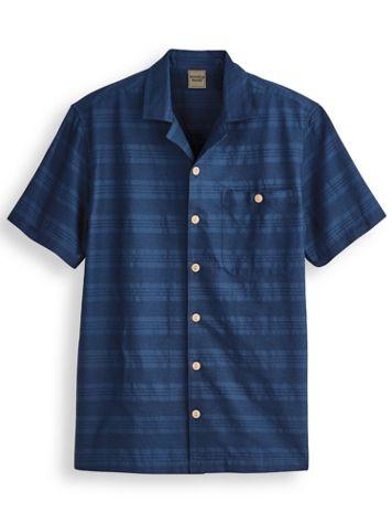 Scandia Woods Cotton Dobby Shirt - Image 0 of 1