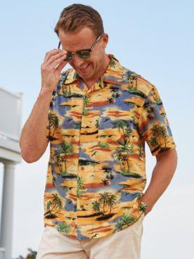 TropiCool® Print Shirt