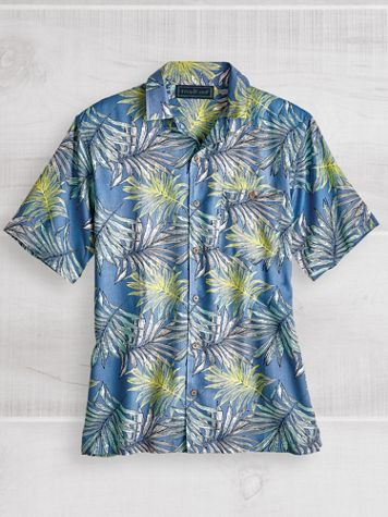 TropiCool® Print Shirt - Image 2 of 2