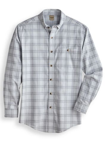 Scandia Woods Plaid Corduroy Shirt - Image 0 of 1