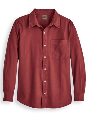 Scandia Woods Garment-Dyed Oxford Shirt - Image 1 of 1