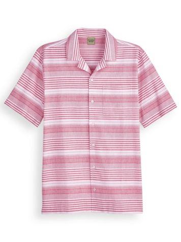 Scandia Woods Variegated-Stripe Shirt - Image 0 of 1
