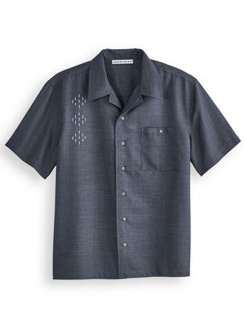 Irvine Park® Mélange Shirt - Image 1 of 4