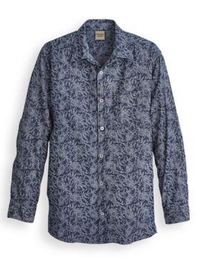 Scandia Woods Printed Denim Shirt