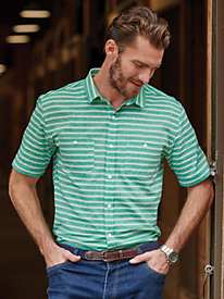 Scandia Woods Pocket-Stripe Shirt