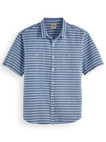 Scandia Woods Pocket-Stripe Shirt - Image 0 of 1
