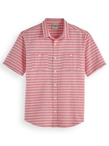 Scandia Woods Pocket-Stripe Shirt - Image 2 of 2