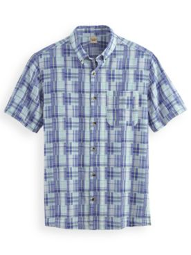 Scandia Woods Patchwork Plaid Shirt