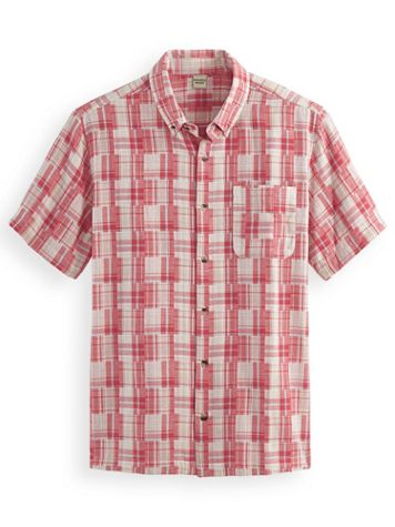 Scandia Woods Patchwork Plaid Shirt - Image 2 of 2