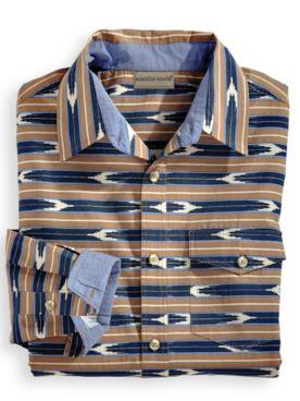 Scandia Woods Southwest-Inspired Shirt