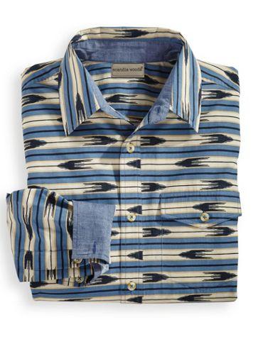 Scandia Woods Southwest-Inspired Shirt - Image 2 of 2