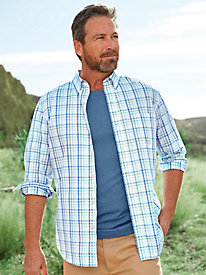 Scandia Woods Long-Sleeve Easy-Care Shirt
