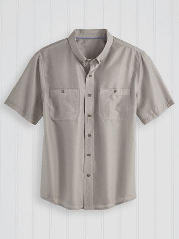 Scandia Woods Short-Sleeve Sun Guard Shirt - Image 3 of 3